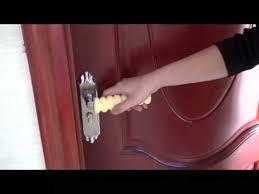 Baby safety Door Handle Cover