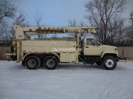 1992 GMC TOPKICK C8500 Heavy Duty Trucks - Digger Derrick Trucks For ...