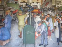 Coit Tower Murals Prints by Public Works Of Art Project Wikipedia