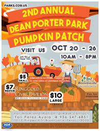 Pumpkin Patch Near El Paso Texas by Parks U0026 Recreation Brownsville Tx