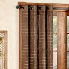 Light Filtering Curtain Liners by Bamboo Light Filtering Grommet Panel
