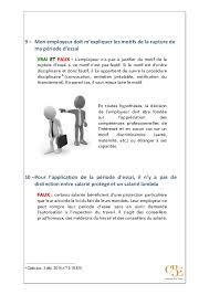 periode d essai cadre dix questions sur la période d essai