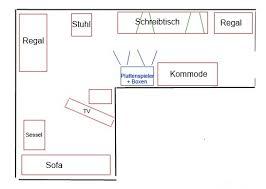 wohnzimmer in l form wohin mit den boxen akustik hifi forum