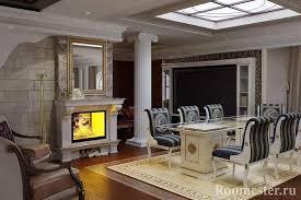 griechischer stil im innenraum frisches und schönes design