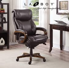 La-Z-Boy Trafford Big & Tall Executive Bonded Leather Office Chair ... Oro Big And Tall Executive Leather Office Chair Oro200 Conference Hercules Swivel By Flash Fniture Safco Highback Zerbee Work Smart Chair Hom Ofm Model 800l Black Esprit Hon And Chairs Simple Staples Aritaf Bodybilt J2504 Online Ergonomics Amazoncom Office Factor 247 High Back400lb Go2085leaembgg Bizchaircom Serta At Home Layers