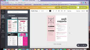 Where To Find Canva Resume Templates