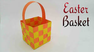 Make Newspaper Basket Craft To From I Diy Creative Rhyoutubecom Recycled Paper
