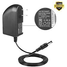 Details About 9V 12V AC DC Adapter For X Rocker Pro Series H3 51259 Video  Gaming Chair Power