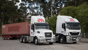 100 Iveco Truck Trucks For Tasmanian Monson Logistics BIGtruck Magazine