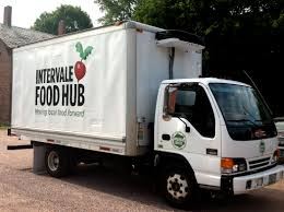 100 Hub Truck Food S The Local Food Movement Steps Up Nourish Yamhill Valley
