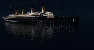 titanic sinking animation 3d 100 images titanic 3d sinking
