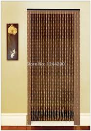 Hippie Bead Curtains For Doors by Hanging Door Beads Walmart Panel Curtains Decorative Wooden