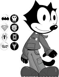 felix the cat felix the cat by misskittypti on deviantart