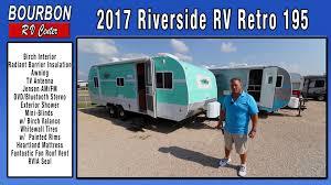 2017 Riverside RV Retro 195 Tour