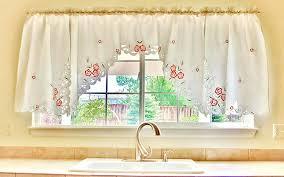 rideaux pour cuisine rideau pour cuisine des rideaux de cuisine pour une touche