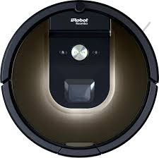 Roomba For Hardwood Floors Pet Hair by Irobot Roomba 980 App Controlled Self Charging Robot Vacuum Black