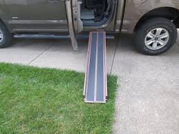 100 Truck Dog Pick Up Ramp And Cargo RetainerDivider 8 Steps With