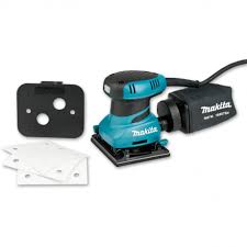 Makita Uk Production Tools by Makita Bo4555 Palm Sander 110v Axminster Tools U0026 Machinery