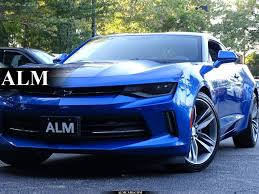 2017 Used Chevrolet Camaro 2dr Coupe LT W/2LT At ALM Roswell, GA ...