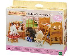 sylvanian families einrichtung kinder schlafzimmer set 5338