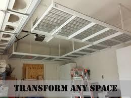 Overhead Garage Storage Racks by Overhead Storage of Phoenix