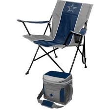 Coleman Camping Oversized Quad Chair With Cooler by Chairs Fansedge