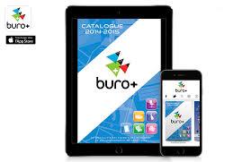 bureau plus catalog app on iphone and flippad catalogues