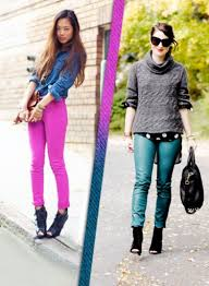 Real Girls Wear Colored Jeans