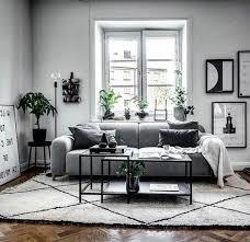 wohnzimmer streichen grau weiß eine mischung aus weiß und