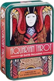 aquarian tarot deck psychic tarot illustrated with the aquarian tarot deck craig