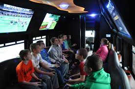 100 Video Game Truck Party Bus