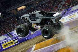99 Monster Trucks In Phoenix Jam On Twitter Tearing Up The University Of