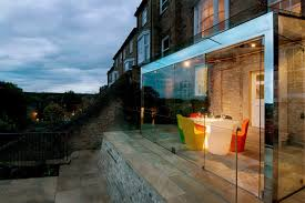100 Glass Extention Jeff Kahane Extension North Yorkshire