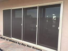 100 Sliding Exterior Walls Sun Control Security Products By Day Star Screens Patio