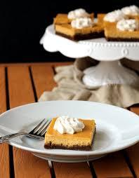 Gingersnap Pumpkin Pie Crust by Gingersnap Pumpkin Cheesecake Bars