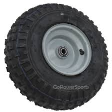 145x70 6 Drive Wheel Assembly GoPowerSports