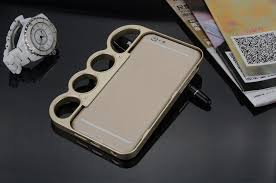 New 100% Metal Cool Knuckle Style Finger Rings Cases for iPhone