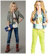 Flower Girls Fashion Trend Dresses