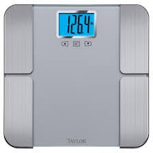Taylor Bathroom Scales Canada by Bathroom Scales Target