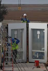 100 Blu Homes Prefab Relocates Corporate Home To Vallejo SFGate