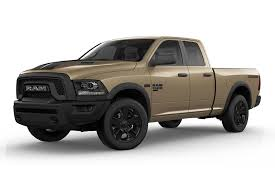 100 Sand Trucks For Sale Ram 1500 Classic Still Kicking With Mojave Package