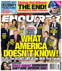 Clinton Cabinet Member Donna Crossword by National Enquirer 2 January 2017 By 24news Issuu