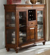 Dining Room Storage Cabinet Sideboard Small Dark