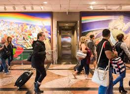Denver Airport Murals Conspiracy Debunked by Denver Airport Conspiracy Theories Rumors U0026 Facts Thrillist