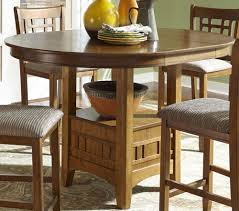 Santa Rosa Brown Extendable Pub Table