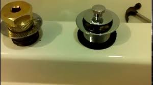 install new bathtub drain easy with a drain removal tool with or