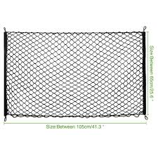 Cargo Net For SUV,Truck Bed Or Trunk, 41 X 25 Inches Elastic Nylon ... Black Alinum 55 Dodge Ram Cargo Rack Discount Ramps Upgrade Bungee Cord 47 X 36 Elasticated Net Awesome 7 Best Truck Nets Money Can Buy Jan2019 Amazoncom Ezykoo 366mm Premium 1999 2015 Nissan Xterra Behind Rear Seats Upper Barrier Divider Gmc Sierra 1500 Review Ratings Specs Prices And Photos Vehicle Certified To Guarantee Safety Suparee 5x7 With 20pcs Carabiners Portable Dock Ramp End Stand Flip Plate Tuff Bag Waterproof Bed Specialty Custom Personal Incord
