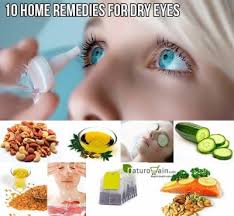 10 Home Reme s For Dry Eyes Best Eye Care Tips