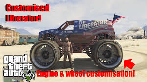 GTA 5) How To Customize The Liberator Monster Truck (WITHOUT MODS ... How To Build A Food Truck Yourself A Simple Guide Allnew 2019 Ram 1500 Trucks Canada Carlsbad Chevrolet Hobbs And Artesia Dealer Alternative Rmt Customs Red Mccombs Toyota Car Customizations In San Antonio Legacy Power Wagon Extended Cversion Dodge Online Lifted Gallery Truckin Magazine Tuscany Custom Gmc Sierra 1500s Bakersfield Ca Motor Design My Hyperconectado Design Spec New Volvo With Online Configurator Flatbeds Pickup Highway Products