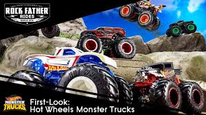 First-Look: Hot Wheels Monster Trucks From Mattel! - YouTube Easy On The Eye Grave Digger Monster Truck Toys Feature Gas Mayhem Youtube Traxxas Destruction Tour Bakersfield Ca 2017 School Bus End Hot Wheels Jam 2018 Poster Full Reveal Youtube Im A Trucks Pinkfong Songs For Children New Bright 110 Radio Control Chrome Cg In Carrier Dome Syracuse Ny 2014 Show Appmink Car Animation Fun Cartoon With Police Car Fire And All Hot Trending Now Scary Video Kids